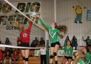 callie heath volleyball