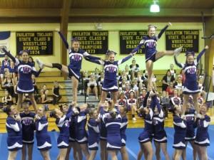 cheer pyramid in faulkton