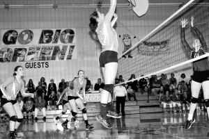 volleyball kaydee heath