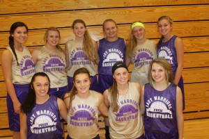 whs girls basketball lettermen