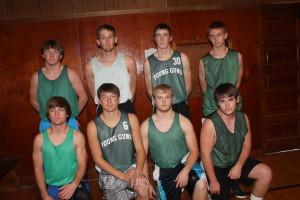 colome boys basketball lettermen