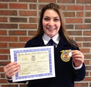 sydnie peters state ffa
