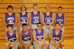 winner boys basketball lettermen