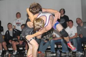 wrestling cameron biggins