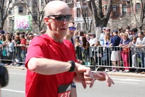 guy collins boston marathon
