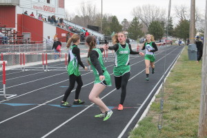 track 2 mile relay laprath and hofeldt