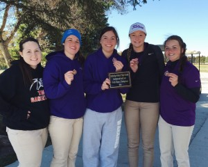 winner golf team
