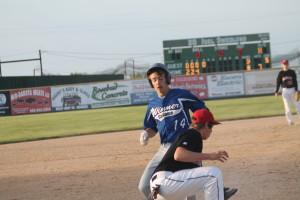 baseball drew demers