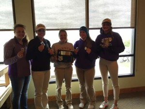 winner girls golf taeam