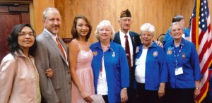 eleanor at state vfw