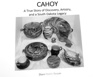 cahoy pottery book
