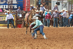 petersek and roping partner