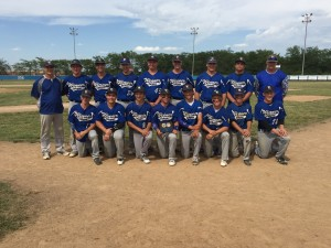 winner:colome legion baseball champs
