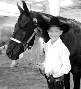 bailey fairbans ks state horse show