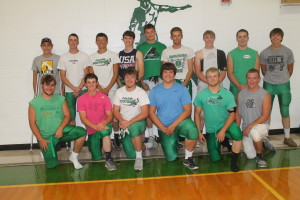 colome football lettermen