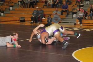 wrestling tre