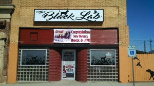 black lab building is 100 years old