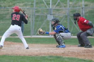 baseball lantz cathing tues