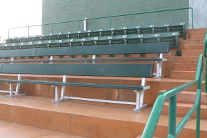leahy bowl new bleachers