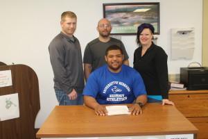 tre doran college signing