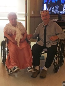 nursing home prom king and queen
