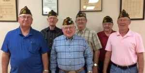 2017-18 VFW Officers