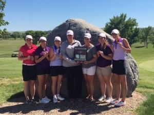girls regional golf champs
