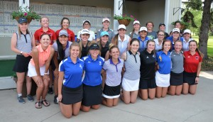 sports state golf medal placers