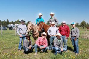tripp co rodeo team