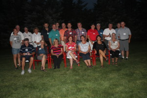 denmark group with rotarians